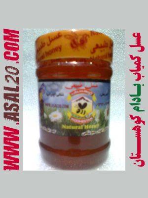عسل طبیعی بادام