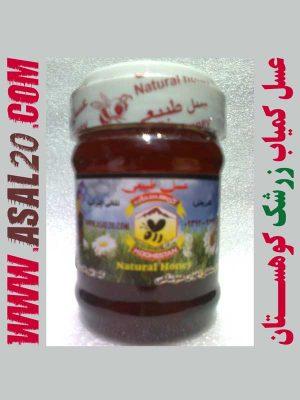 عسل طبیعی زرشک