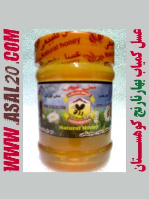 عسل طبیعی بهارنارنج