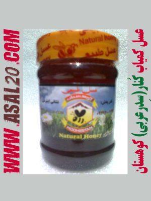 عسل طبیعی کنار سدر عربی