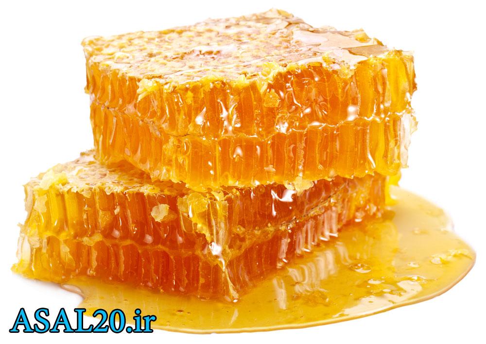 خواص عسل مومی