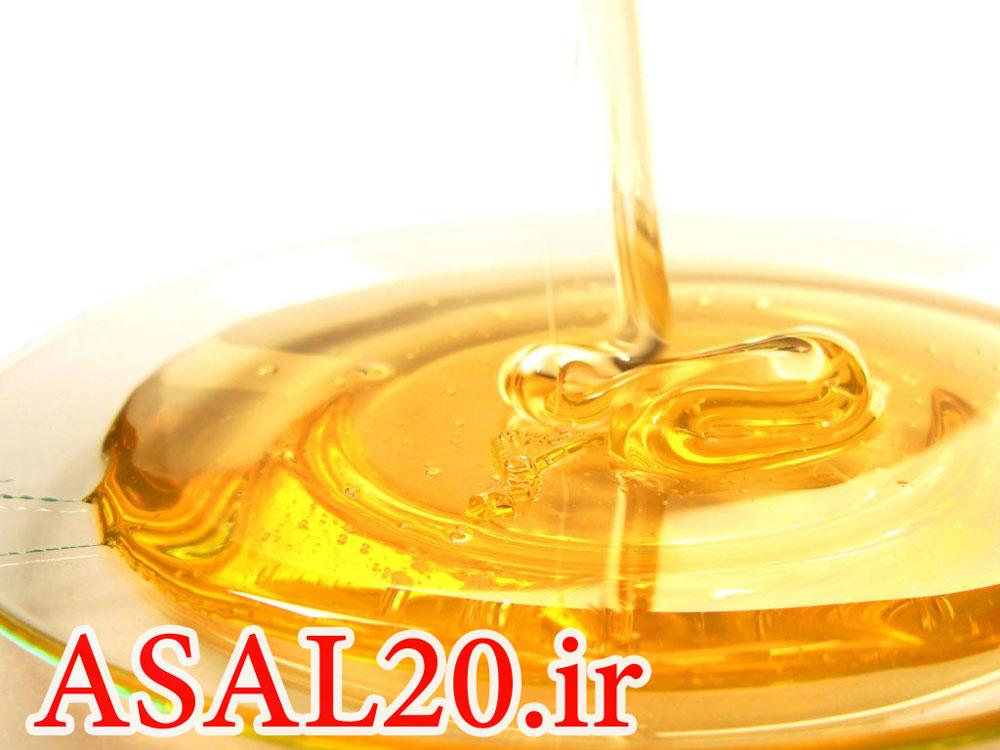 روش تشخیص عسل طبیعی و تقلبی با غلظت عسل