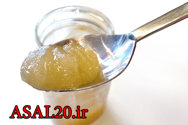 آیا عسل طبیعی شکرک می زند؟