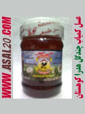 عسل طبیعی چندگل هدرا